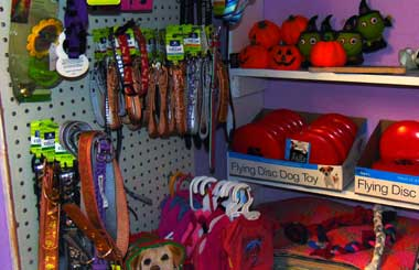 Pet toys and supplies from Something for All in Lonsdale, MN.